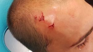 Bas Dost fue agredido en el vestuario del Sporting