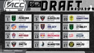 Estos son los picks en la primera ronda del SuperDraft de la MLS