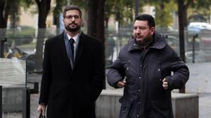 Juanjo Castillo (derecha), en una imagen de archivo