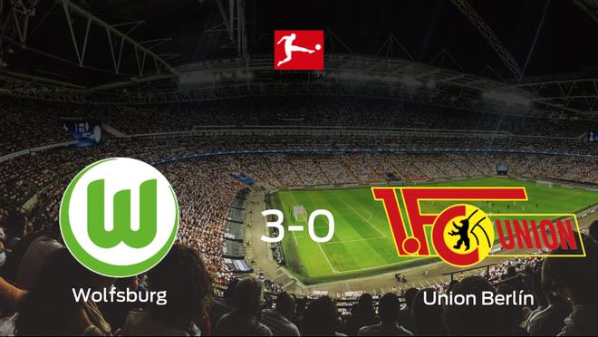 El VfL Wolfsburg consigue los tres puntos en casa tras pasar por encima del Union Berlín (3-0)