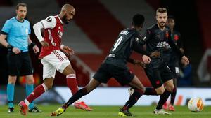 ¡Final loco! El resumen del empate entre el Slavia de Praga y el Arsenal