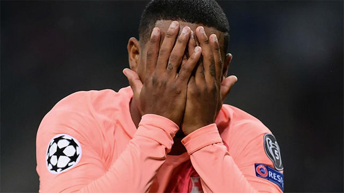 Sus lágrimas fueron las del barcelonismo: el día que Malcom emocionó a la afición culé