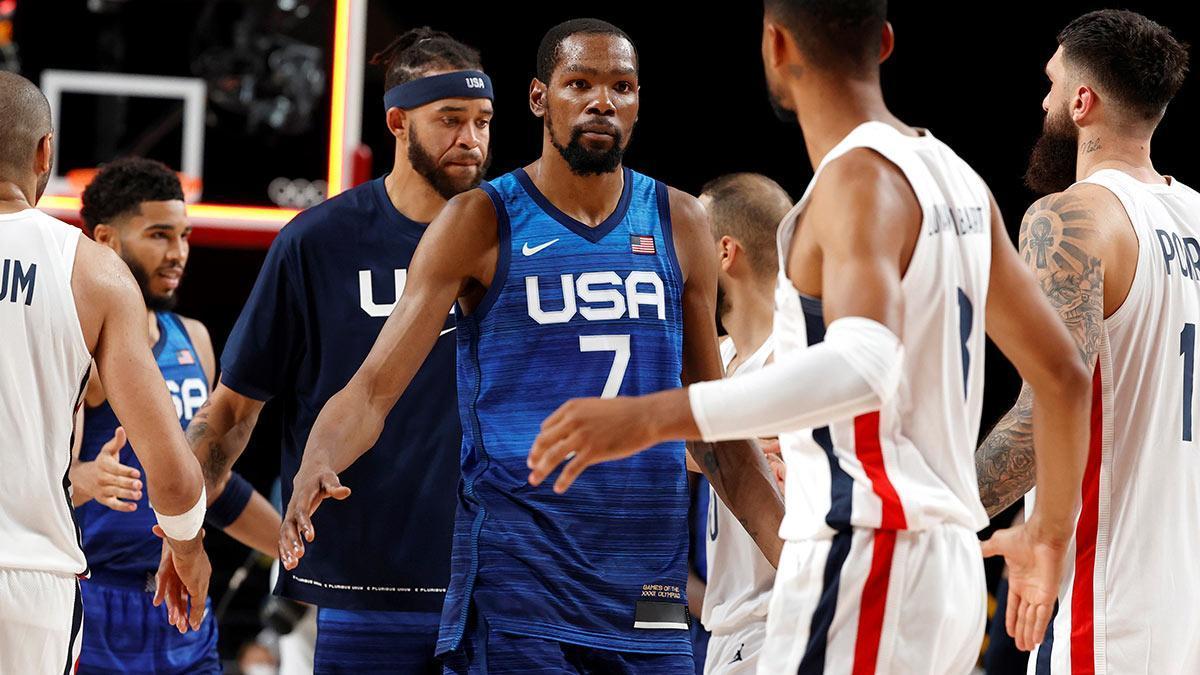 Batacazo de los Estados Unidos liderados por Durant