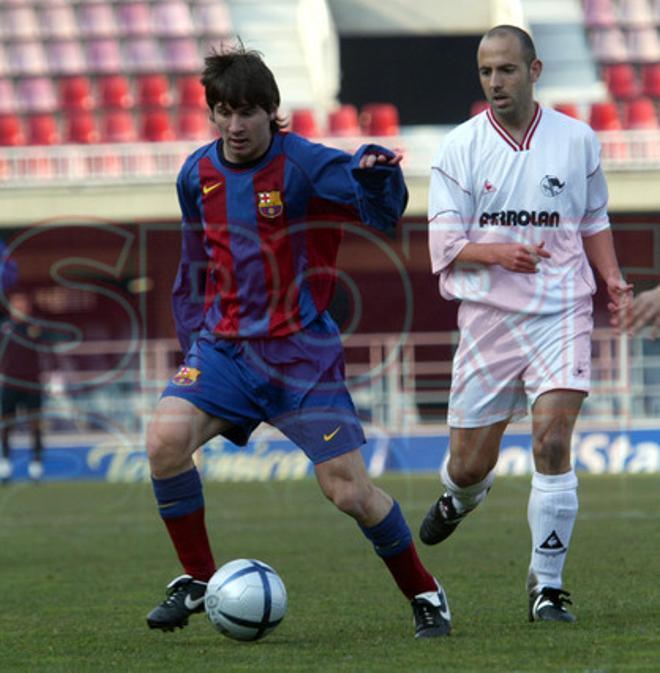 21.Leo Messi 2004-2005