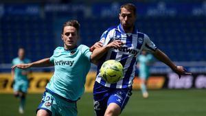 El resumen del empate entre Alavés y Levante