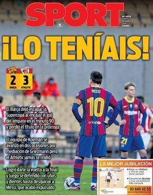 Esta es nuestra portada de hoy