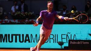 Nadal se enfrenta a Zverev hoy en Madrid