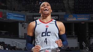 Russell Westbrook elige a los LA Lakers