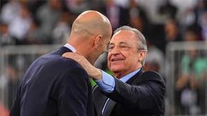 Florentino Pérez no tiene claro el Plan B