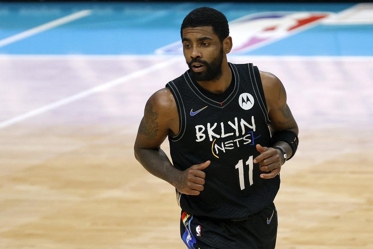 Los Nets pierden a Irving por la vacuna