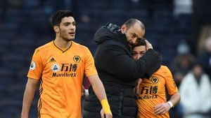Nuno cogió las riendas de los Wolves en segunda división y, con el apoyo de Jorge Mendes, ha asentado al club en la zona cómoda de la Premier League