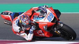 Jorge Martín consigue su primera pole en MotoGP