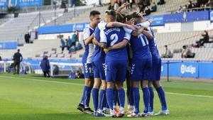 El Sabadell se aferra a Segunda