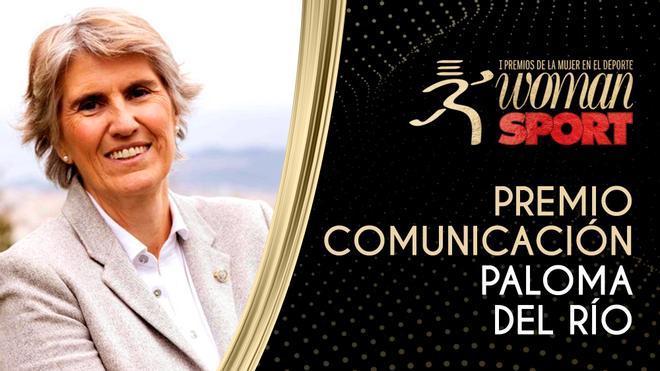 Premio Comunicación: Paloma del Río, una periodista de referencia