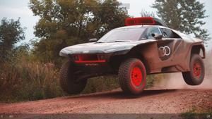 Audi, a por todas en el Dakar con el nuevo RS Q e-tron