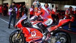 MotoGP directo clasificación