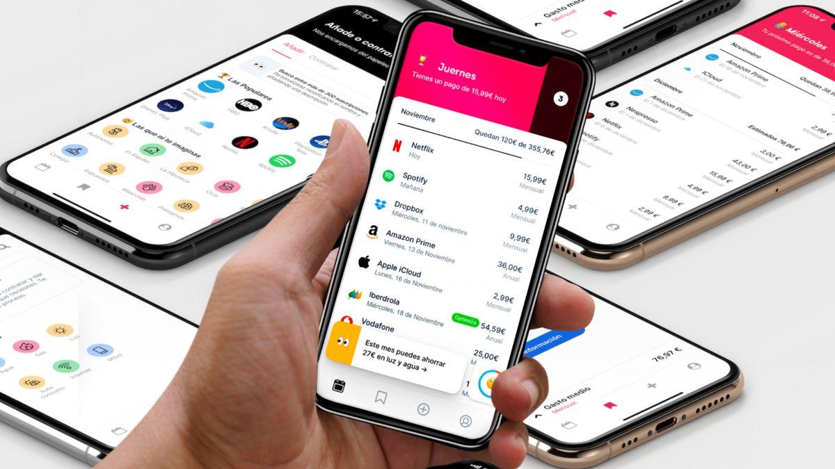 Polaroo, la aplicación que te permite controlar todos tus gastos