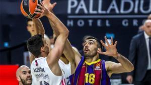 El resumen de la victoria del FC Barcelona ante el Madrid en Euroliga