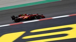 Pole del GP de España de F1, en directo