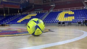 No habrá Barça-Industrias este sábado en el Palau