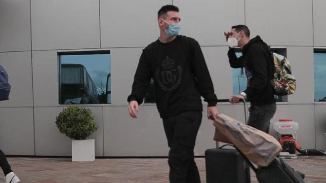El futuro de Messi es una incógnita