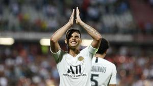 Thiago Silva completará la temporada con el PSG