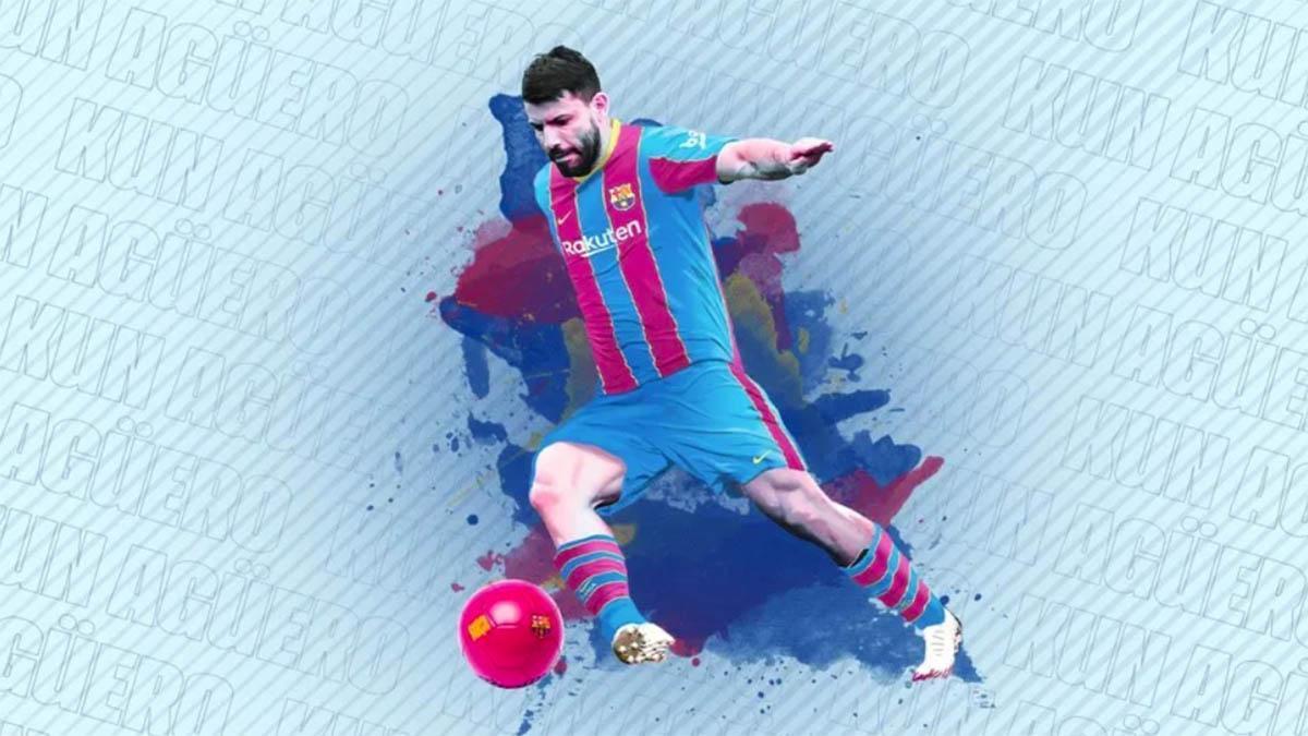 El Kun Agüero ficha por el FC Barcelona