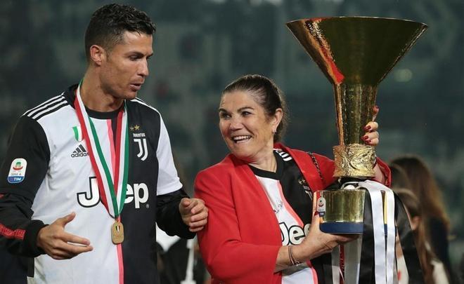 Primeras palabras de Cristiano Ronaldo sobre el estado de salud de su madre