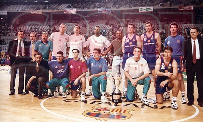 Temp 1993-1994 (Sevilla): Final FC Barcelona ¿ Taugres
