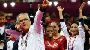 John Geddert, exentrenador del equipo femenino olímpico de gimnasia de EE.UU.