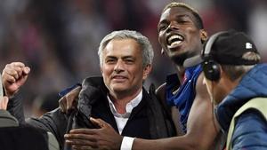 Mourinho volverá a contar con Pogba en breve