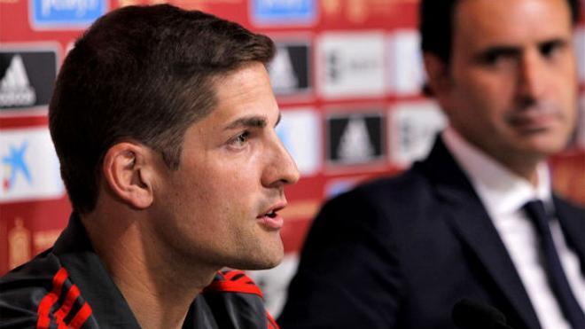 Robert Moreno será el nuevo seleccionador español