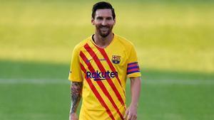 Messi en exclusiva para SPORT: Mi compromiso con esta camiseta y este escudo es total