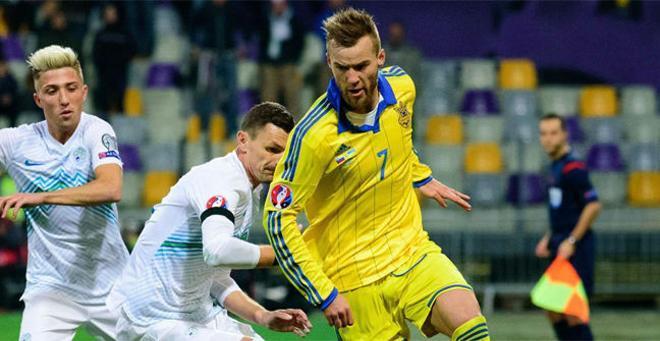Yarmolenko interesa al Barça y Real Madrid