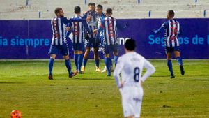 ¡El Alcoyano elimina al Huesca! El resumen del partido
