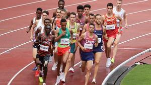 El atletismo toma protagonismo en Tokio 2020