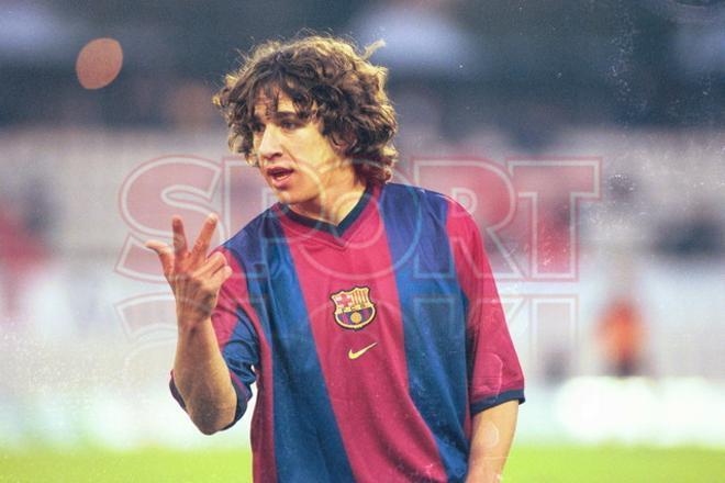 14.Carles Puyol 1999-2000