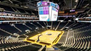 El Chase Center vivirá su primer partido sin público de los Warriors