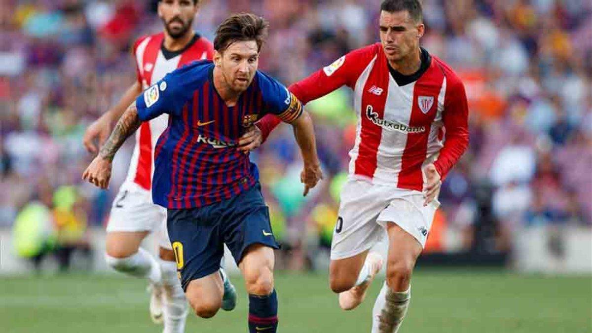 El Athletic lleva 17 partidos sin ganar en el Camp Nou