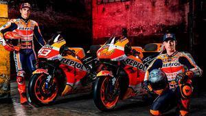 El vídeo de presentación del equipo Repsol-Honda