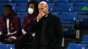 Zinedine Zidane ha analizado el Real Madrid - Sevilla de LaLiga Santander