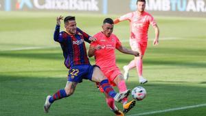 Rey Manaj está en racha goleadora, suma nueve dianas esta temporada y será una de las claves del partido