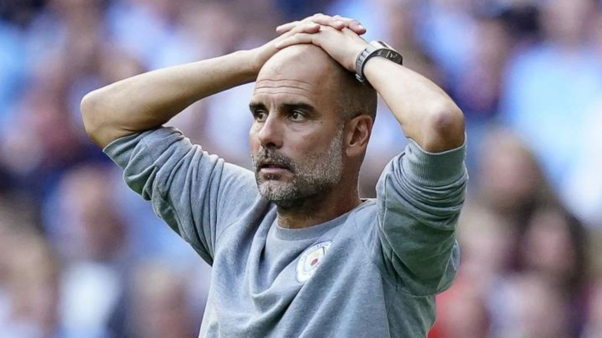 Pep Guardiola asegura que jugará con jugadores jóvenes
