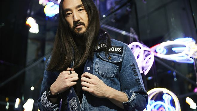 Steve Aoki, DJ y productor norteamericano