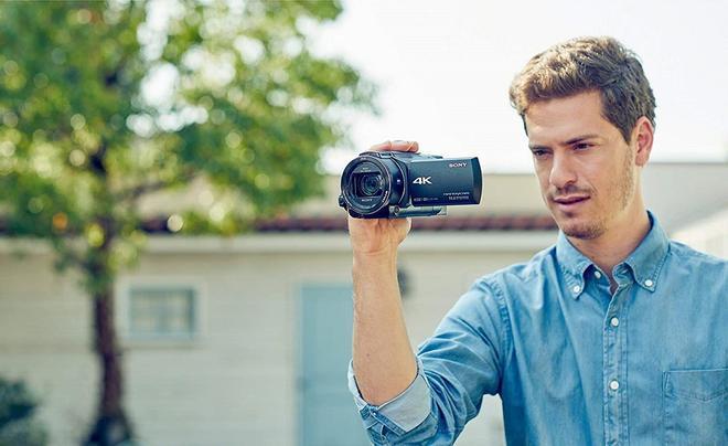 Sony Handycam AX53