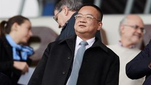 Chen Yansheng, presidente y máximo accionista del club