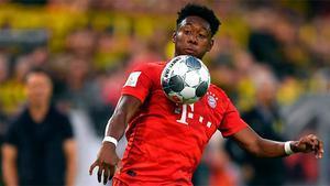 Los goles de Alaba con el Bayern de Múnich