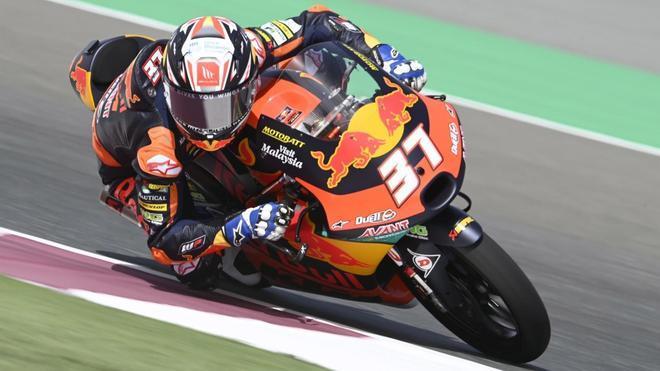 Acosta victoria Moto3