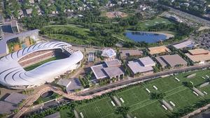 Así será el espectacular estadio del Inter Miami