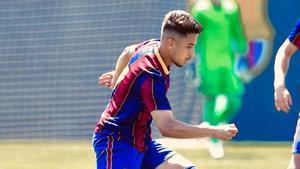 Zacarias Ghailán se incorporará a la dinámica del Barça B